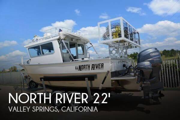 2006 North River 22 Seahawk OS