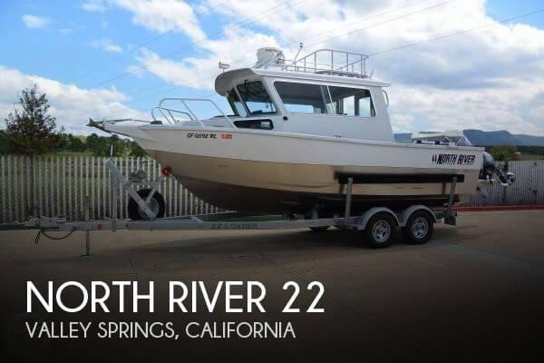 2006 North River 22