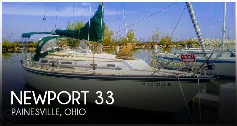 1984 Newport 33