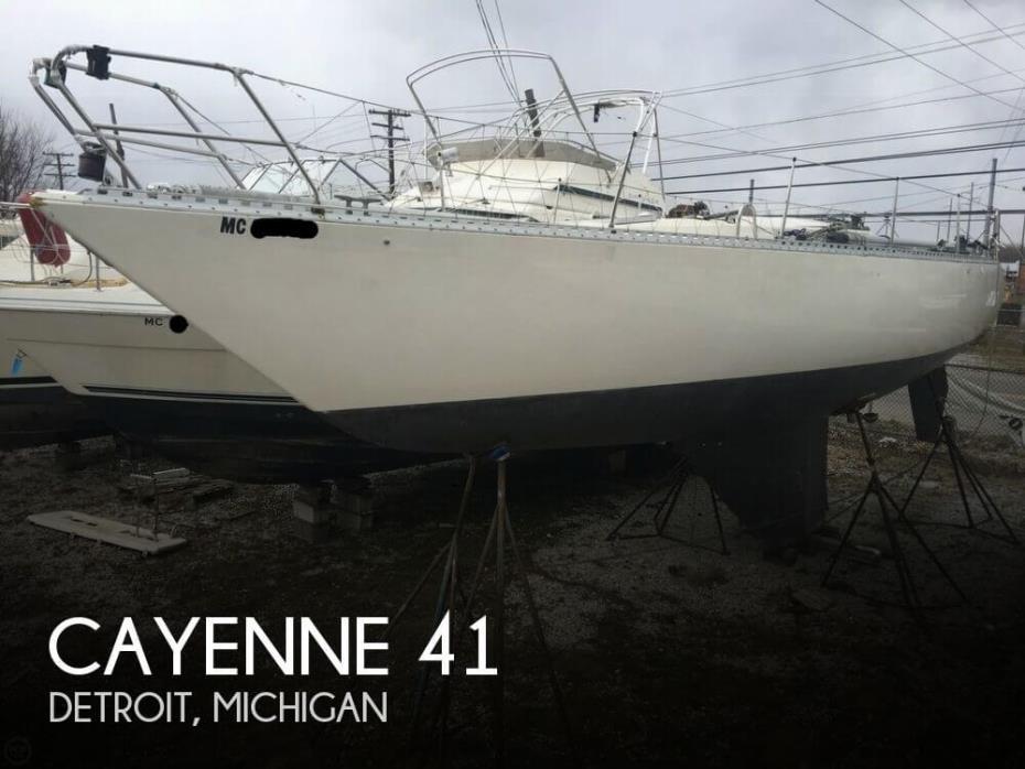 1984 Cayenne 41