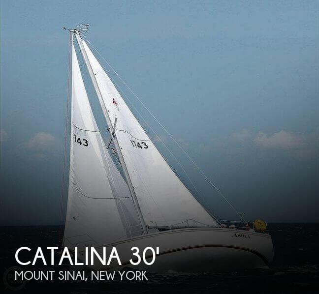 1980 Catalina 30 TRBS Mark I