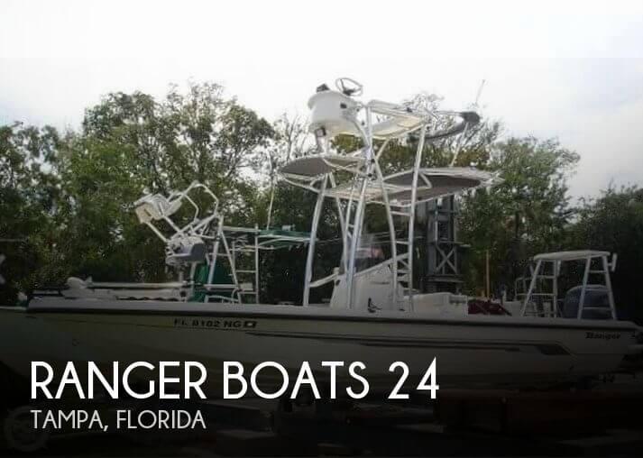 2007 Ranger Boats 24