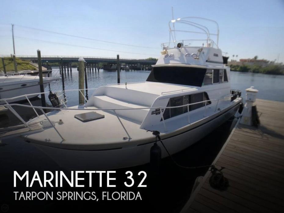 1985 Marinette 32