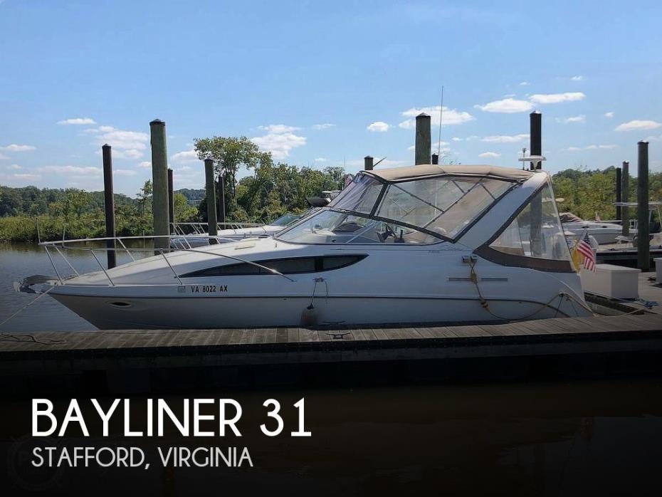 2001 Bayliner 31