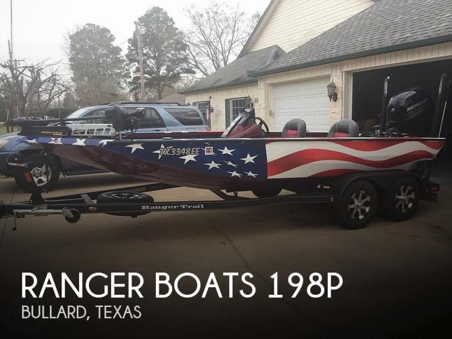 2018 Ranger Boats 198P