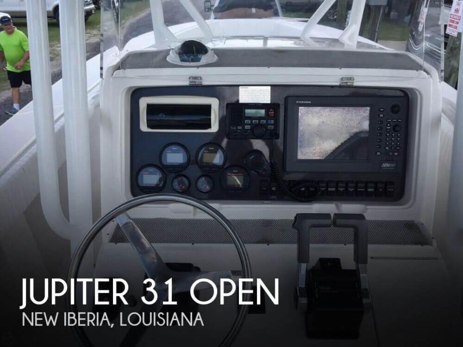 2002 Jupiter 31 Open