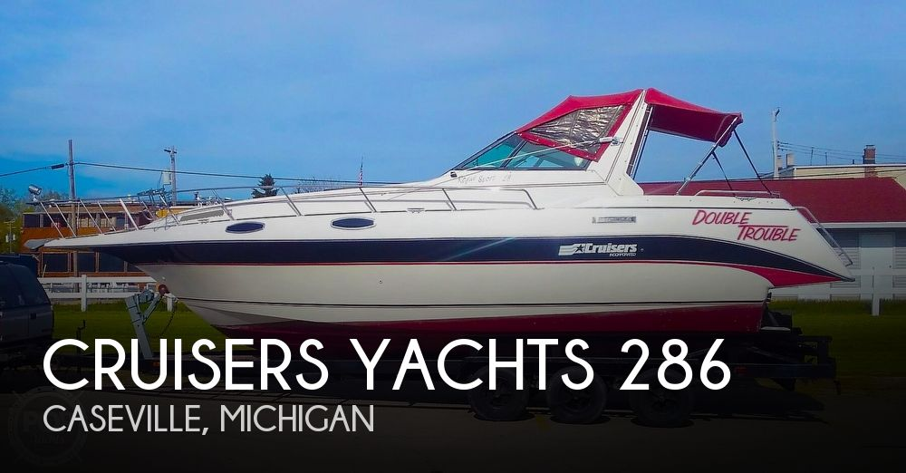 1987 Cruisers Yachts Rogue Sport 286S