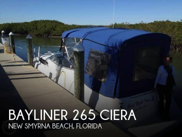 2004 Bayliner 265 Ciera