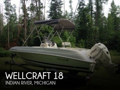 2011 Wellcraft 180 Fisherman