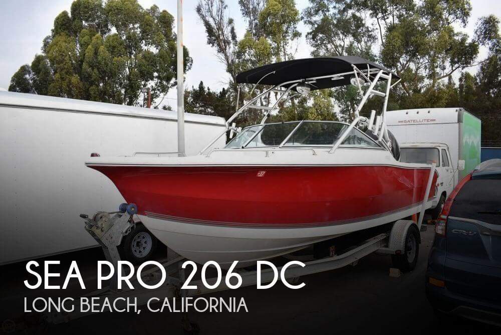 2007 Sea Pro 206 DC