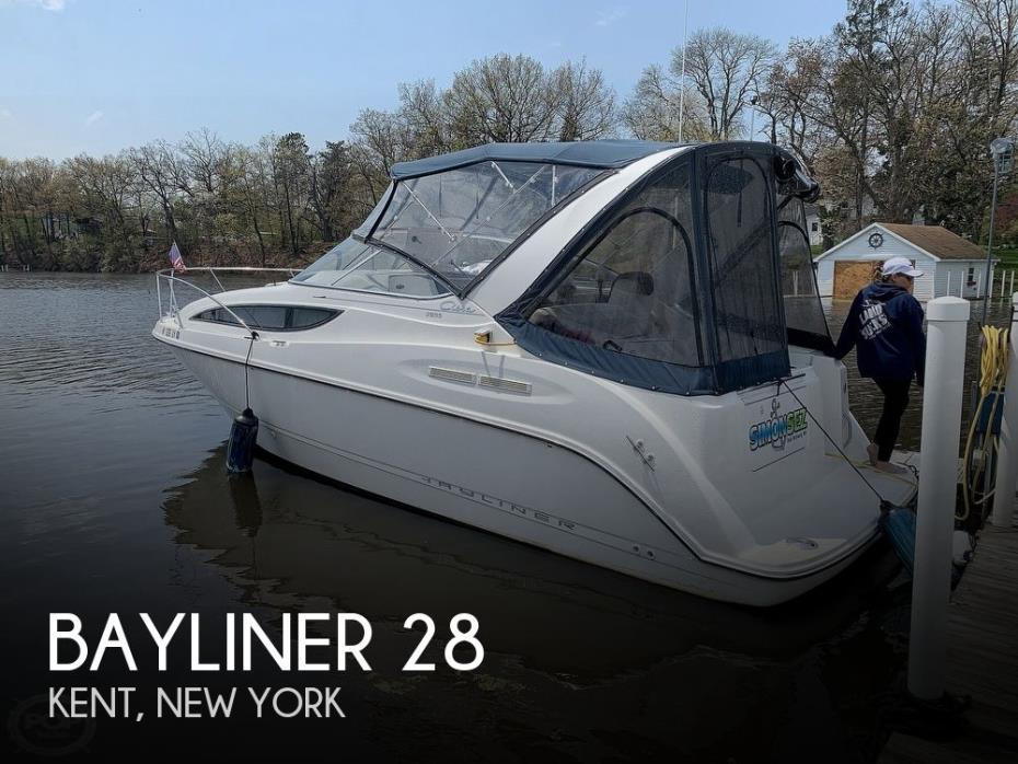2002 Bayliner Ciera 2855