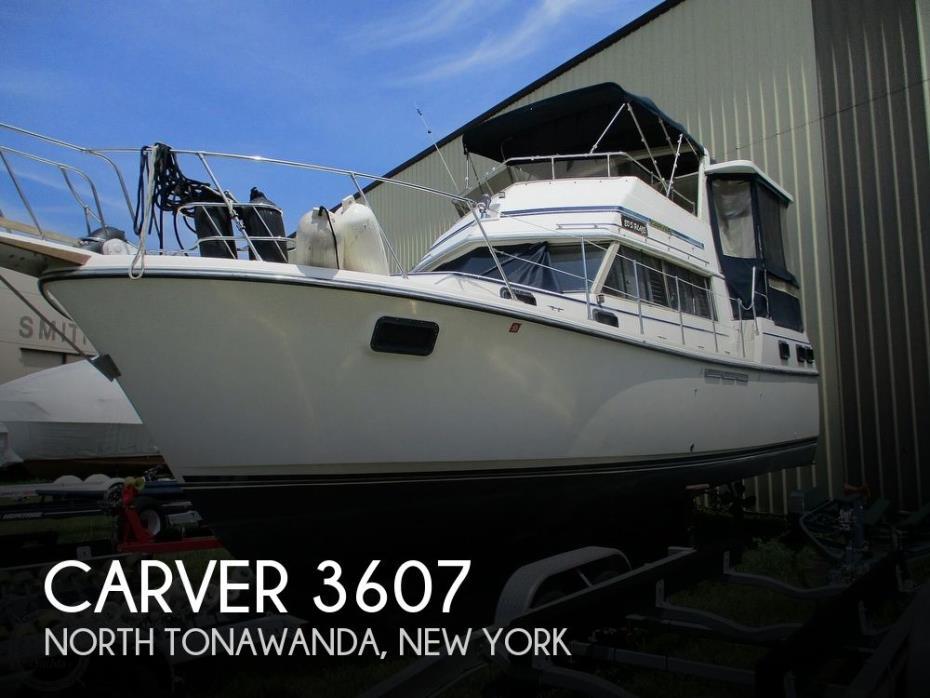 1982 Carver 3607
