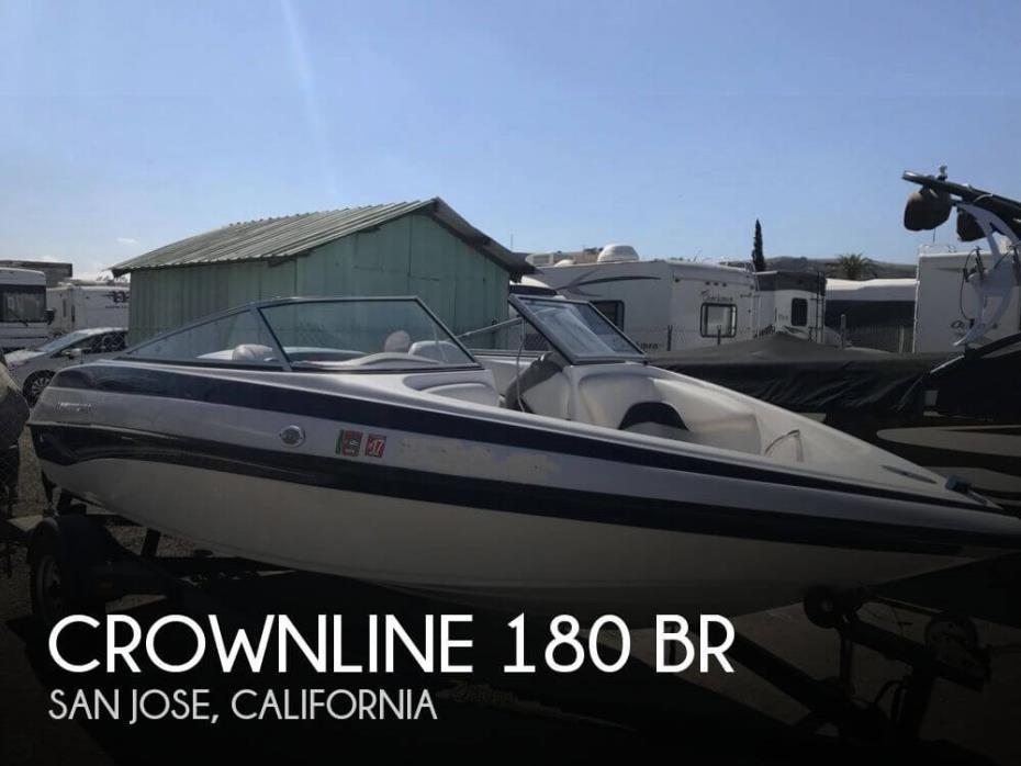 2003 Crownline 180 BR