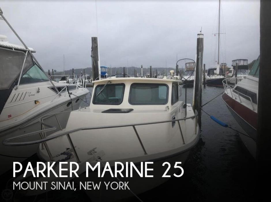 2002 Parker Marine 25