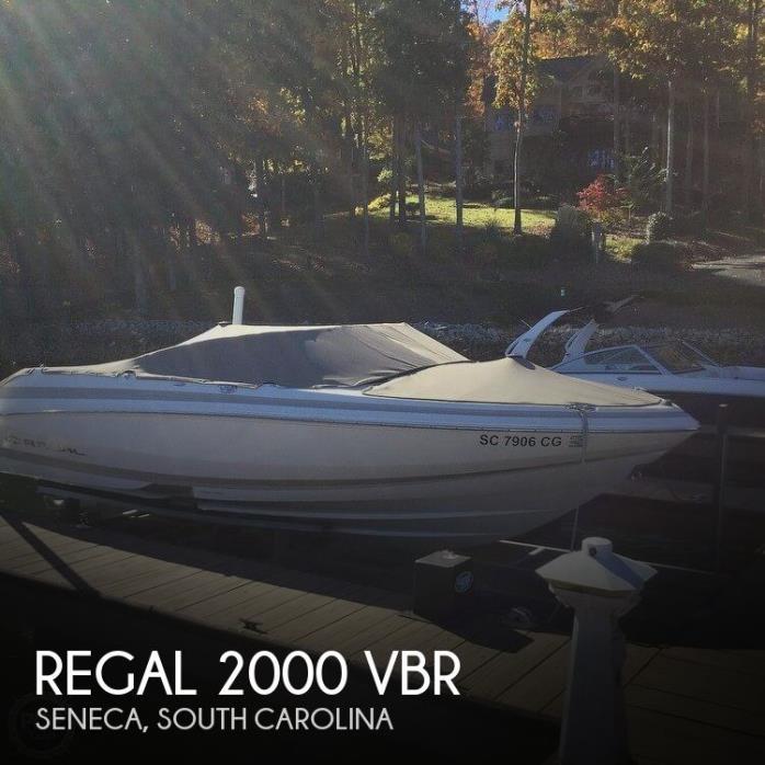 2005 Regal 2000 VBR