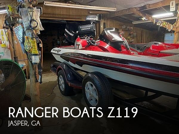 2011 Ranger Boats z119