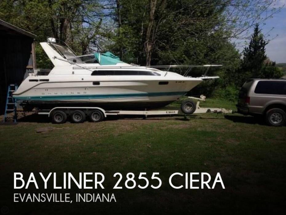1993 Bayliner 2855 Ciera