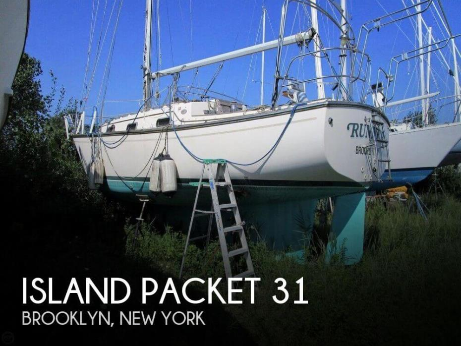 1989 Island Packet 31