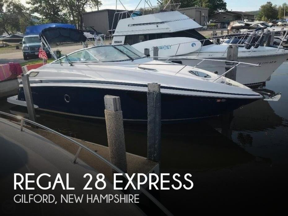 2016 Regal 28 Express