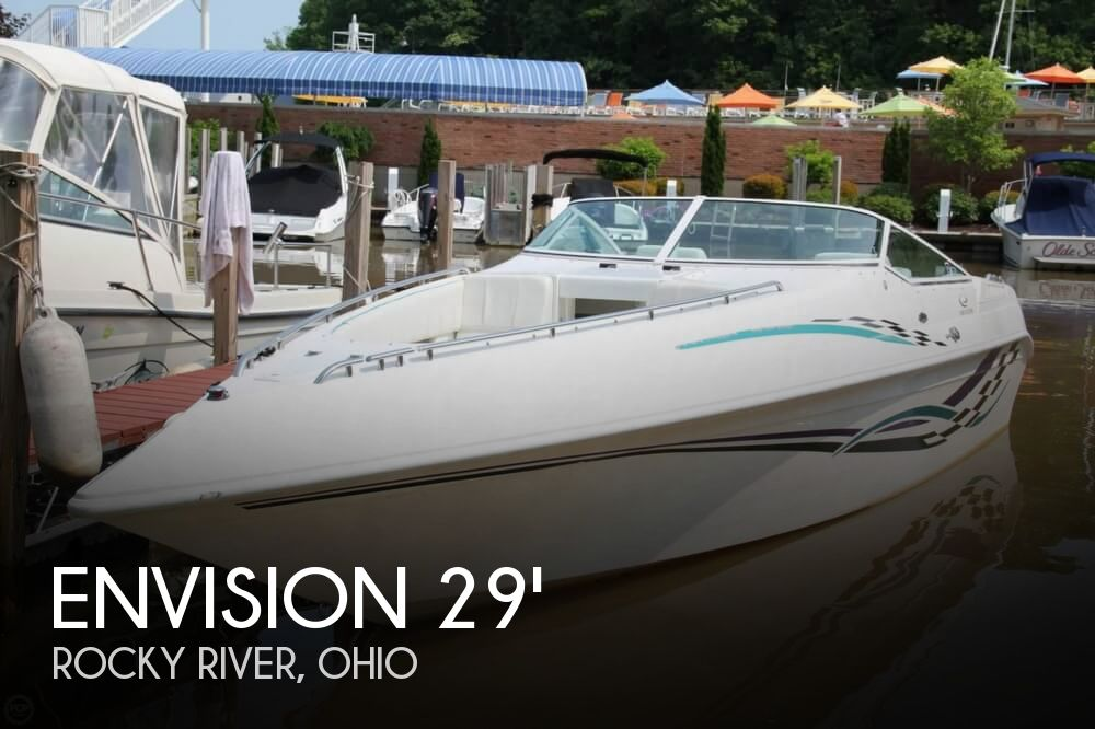 2002 Envision 2900 Combo XS