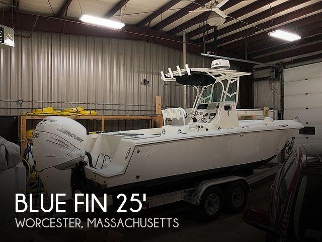2009 Blue Fin Profish 250