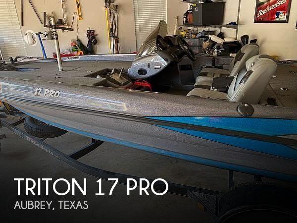 2014 Triton 17 Pro