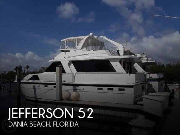 1989 Jefferson 52