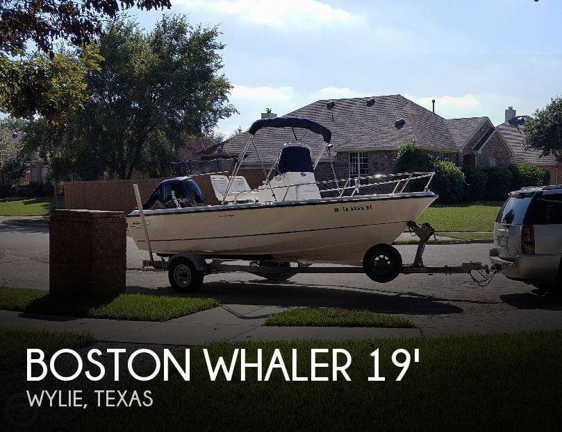 2007 Boston Whaler 190 Outrage