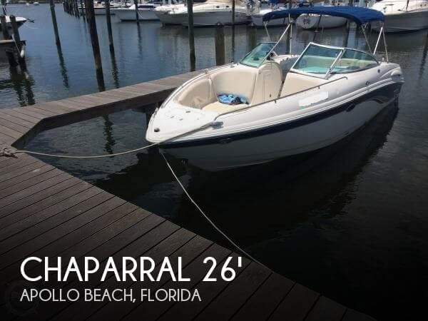 2004 Chaparral 260 SSI Sportboat