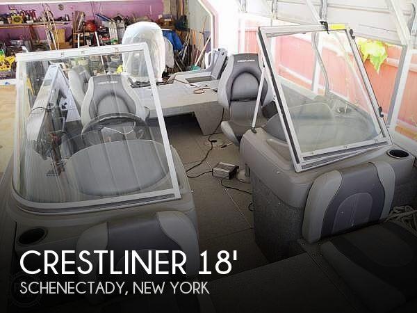 2016 Crestliner 1850 Superhawk