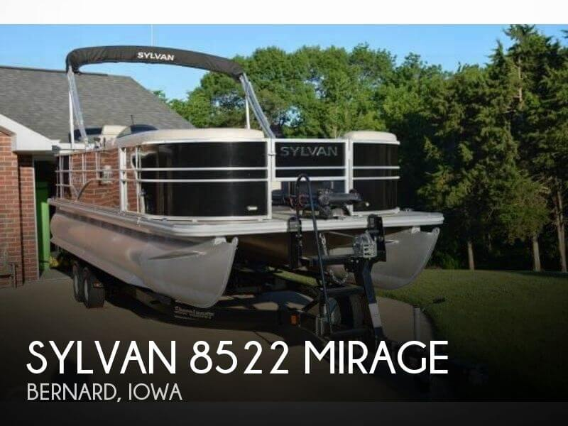 2016 Sylvan 8522 Mirage