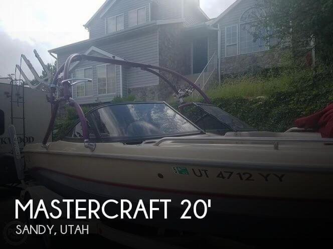 1996 Mastercraft PROSTAR 205 Sammy Duvall LT1
