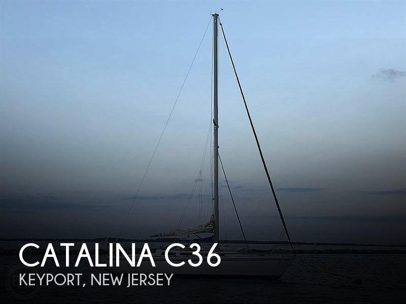 1985 Catalina C36