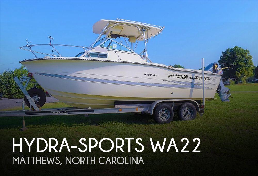 1988 Hydra-Sports WA22