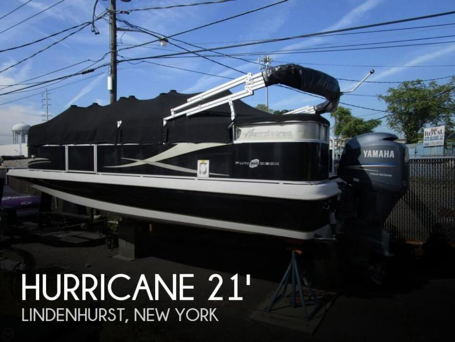 2011 Hurricane Fundeck 216