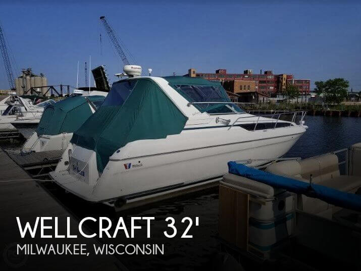 1994 Wellcraft Martinique 3200