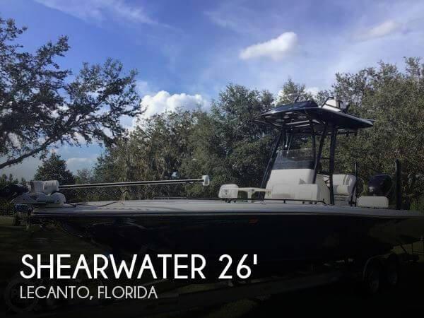 2017 Shearwater Carolina Flare 270
