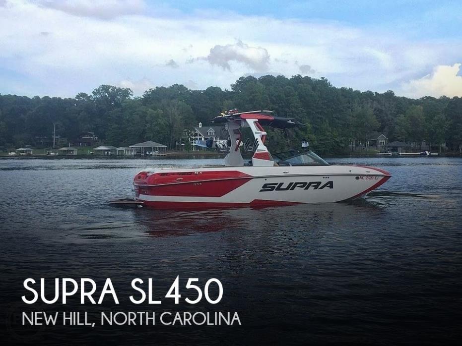 2018 Supra SL450