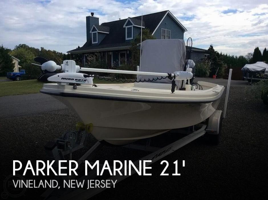 2013 Parker Marine Big Bay 2100