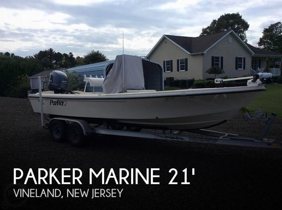 2013 Parker Marine 2100 Big Bay