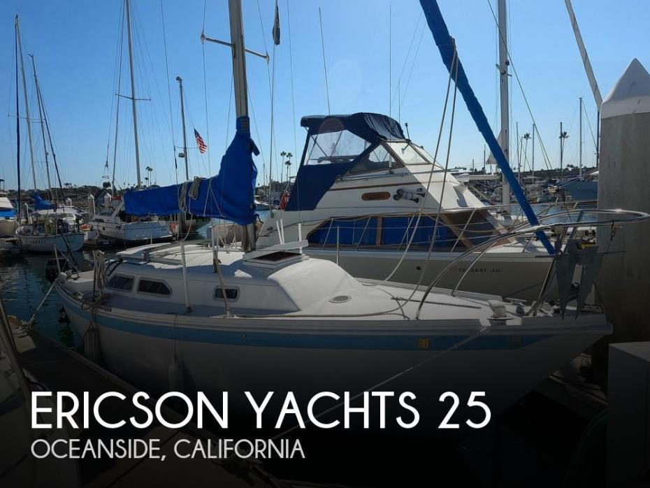 1975 Ericson Yachts 25