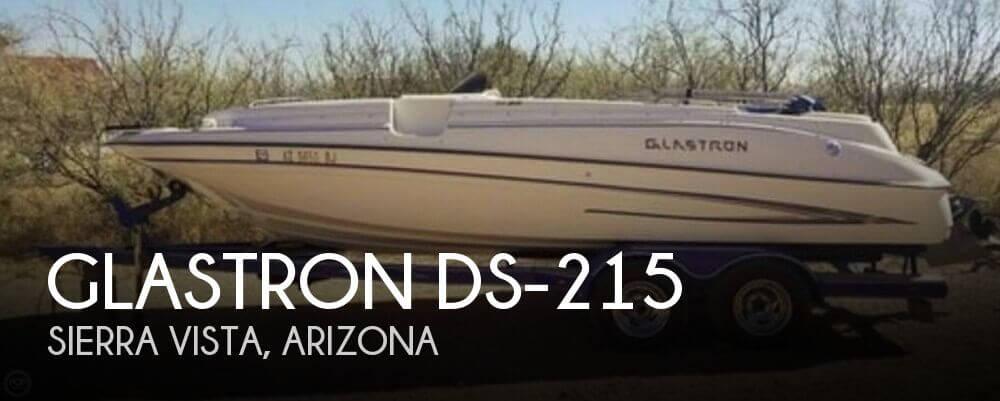 2005 Glastron DS-215