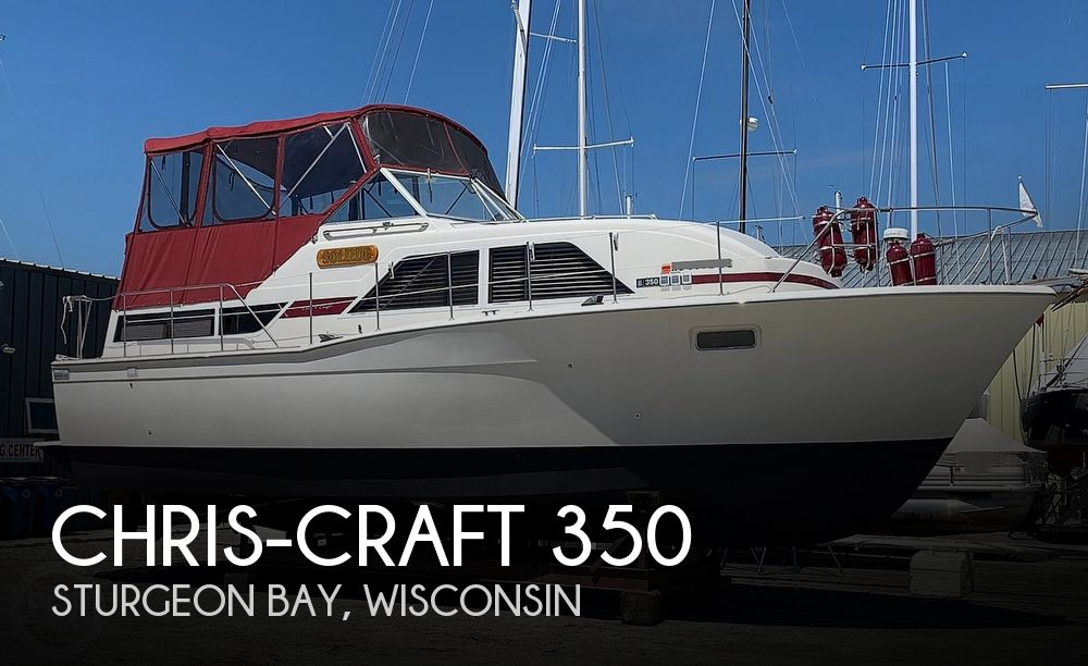 1977 Chris-Craft 350 Catalina