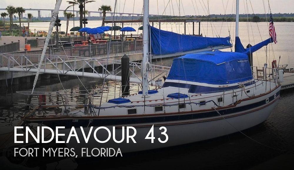 1980 Endeavour 43