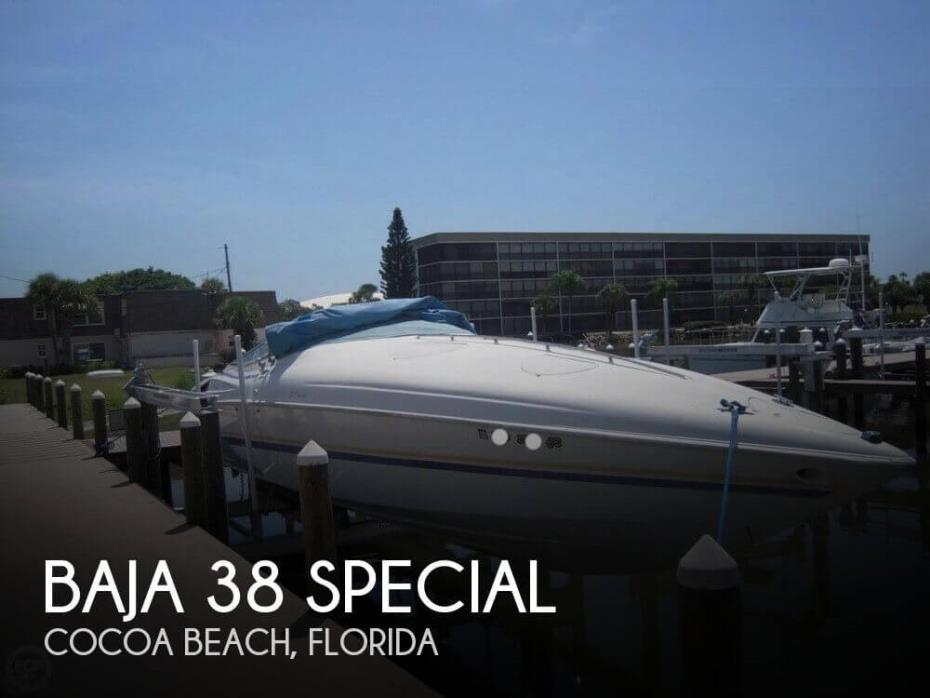 2000 Baja 38 Special