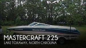 1997 Mastercraft Maristar 225 VRS