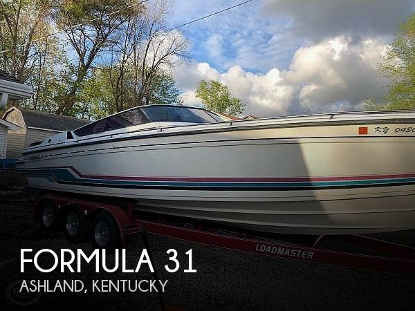 1989 Formula 292 SR1