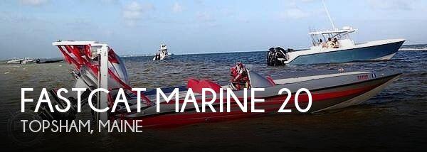 2006 FastCat Marine 20
