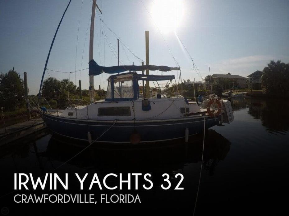 1972 Irwin Yachts 32