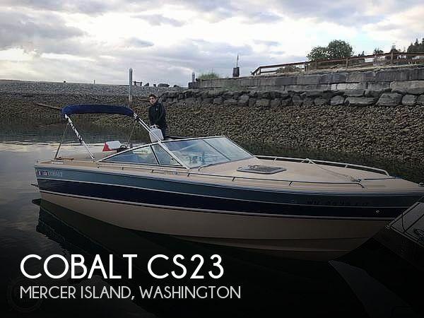 1987 Cobalt CS23